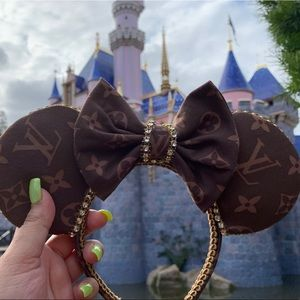 mayrafabuleux Accessories - Louis Vuitton Minnie Ears, Designer Minnie Ears